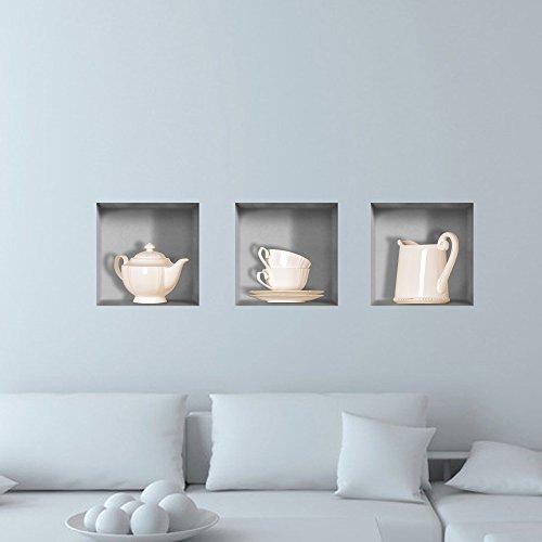 bluelover-wall-art-tea-ware-3d-equitazione-lattice-parete-stickers-pag-rimovibile-griglia-adesivi-re