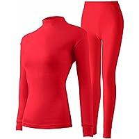 YMFIE Simple moda en otoño e invierno ropa interior suelta de algodón puro manga larga ropa interior con ropa interior térmica L-XXL,xl,c