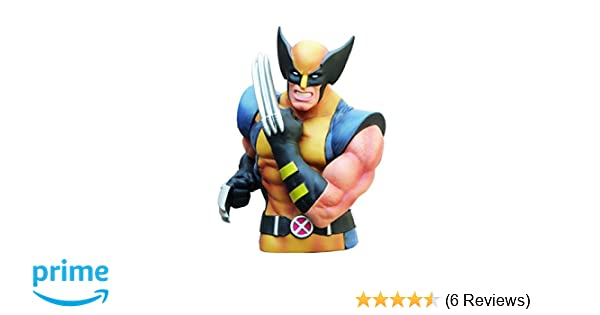 Aufsteller & Figuren Wolverine Aus X-men Masked Bust Bank 20 Cm Film-fanartikel Marvel Comics Spardose