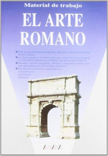 El Arte Romano. Material De Trabajo por Vv.Aa.