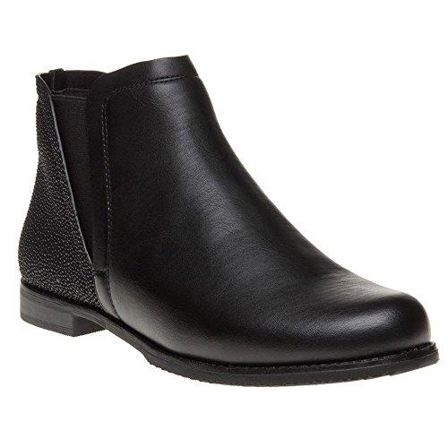 Lotus Sassa Boots Black 40 UK