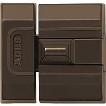 ABUS 117756 - Cerrojo para puerta (SR30 EK), color marrón