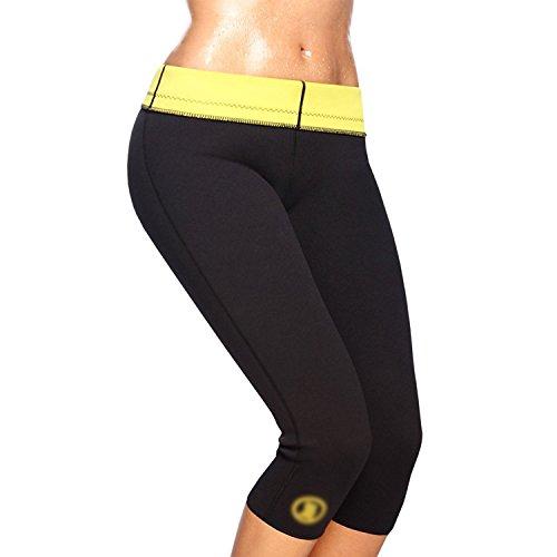 Density Collection Neotex Women's Body Shaper Pants (Black, Free Size)