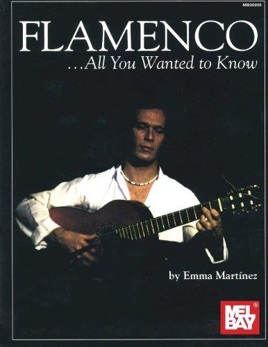 Flamenco–All You Wanted To Know. Para Guitarra