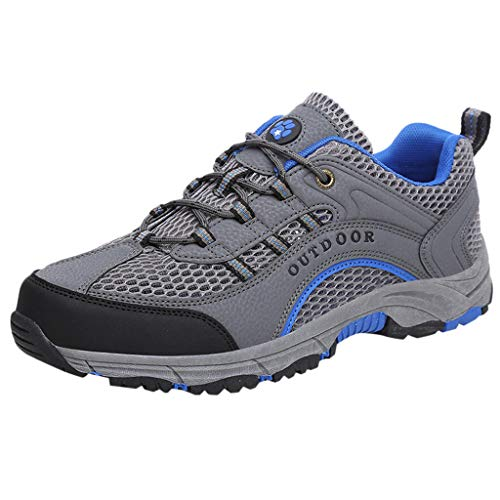 KERULA Sneakers, Leisure Men's on Foot Flat Running Casual Shoe Wear Resistant Breathable Sneakers All Star Comfy Mesh-Comfortable Work Low Top Walking Shoes füR Damen & Herren Slip-resistant Steel Toe Oxfords