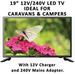 TV LED 19'' HD Ready, Dolby Digital Plus, LED