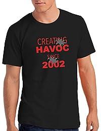 "Da Londra Boys Creating Havoc Since 2002"" 16th Birthday T Shirt Gift"