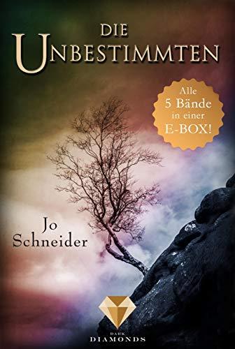 Alle 5 Bände der Bestseller-Fantasy-Reihe »Die Unbestimmten« in einer E-Box! (Die Unbestimmten ) (Dark Urban Fantasy)