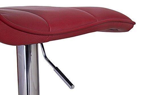 Woltu bh bd coppia sgabelli da bar estetica moderno sedia alta