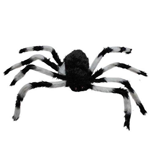 SODIAL(R) 75cm grosse Spinne Pl¨¹schtier / Halloween -