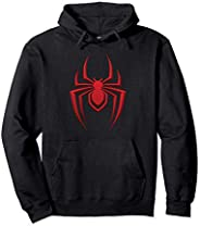 Marvel Spider-Man: Mile Morales Game Spider Icon Sweat à Capuche