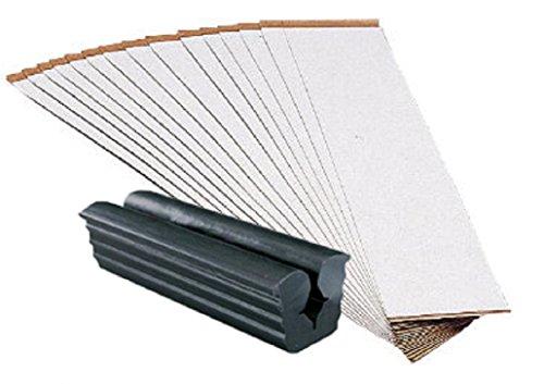Professional Double Sided Golf Grip Tape Strip X 9+ 1Gratis + Gummi Klemm-Schraubstock
