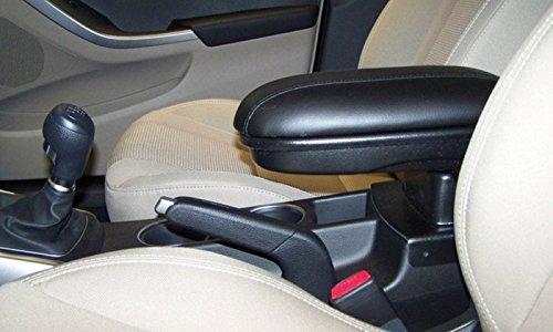 Bracciolo universale poggia braccio e portaoggetti per auto