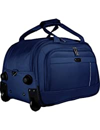 Thames Polyester 62cms Travel Duffel Bag | Check-in Trolley Luggage
