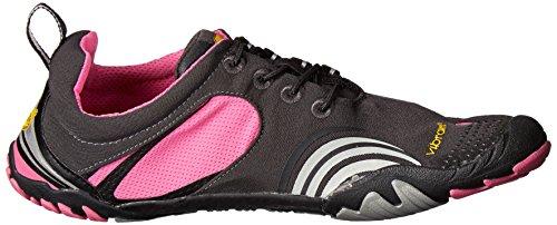 Vibram - scarpe da arrampicata  da donna Multicolore (Grey/black/pink)