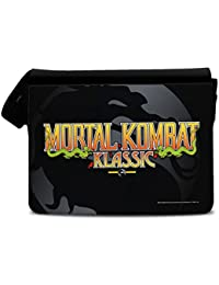 RAIDEN LOGO STOFFTASCHE Mortal Kombat Raiders Earthrealm Liu Kang Mortal MK