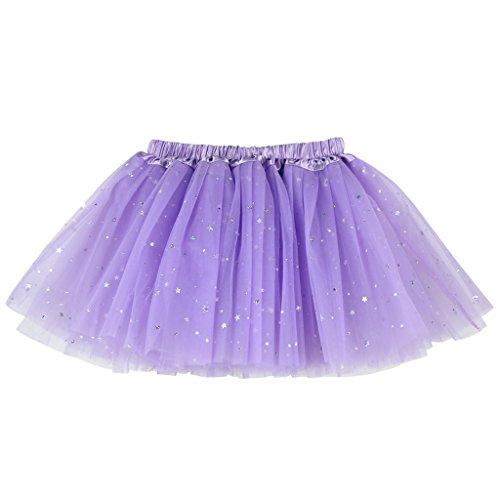 buenos-ninos-girls-3-layers-sequin-ballet-dance-skirt-with-sparkling-stars-dress-up-tutu-lavender