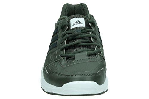 adidas Essential Star .2, Chaussures de Sport Homme gris - Gris (Griuti / Griosc / Ftwbla)