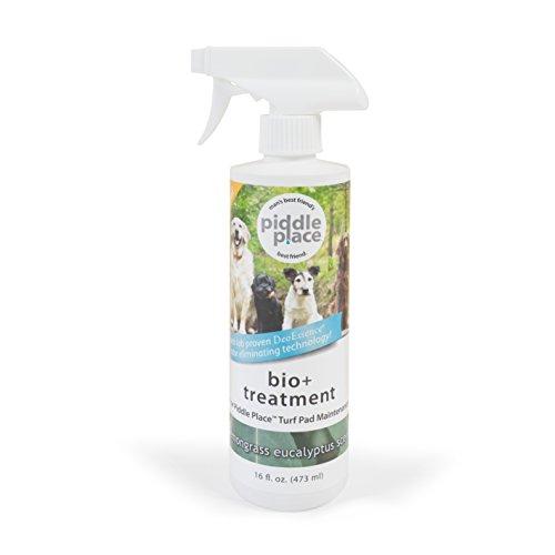 Petsafe - Tratamiento de turba Bio+ para Mascotas, 473 ML, eliminador de olores, Inodoro, Entrenador de Inodoro