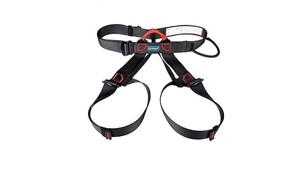 Klettergurt Abseilen : Bipy verstellbare kletter sicherheitsgurte abseil ausrüstung für
