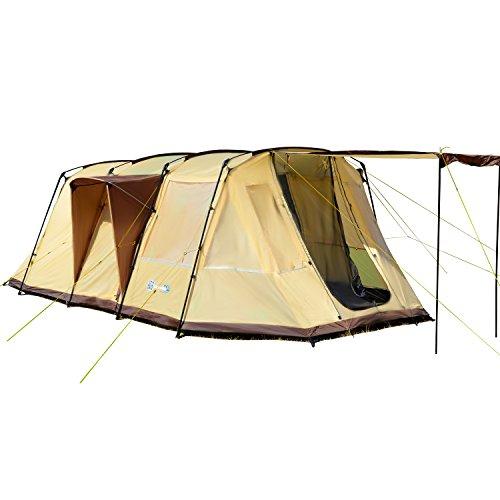 Skandika Nordland 4-Personen Zelt Test