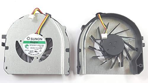 Dell Notebook-kühler (Kompatibel für Dell Vostro 3400 3500 V3400 V3450 V3500 Lüfter Kühler Fan Cooler)