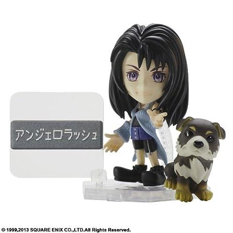 Figurine 'Final Fantasy VII' Trading Arts Mini Kaï - N°9 Rinoa Heartilly