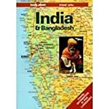 India & Bangladesh travel atlas (India and Bangladesh) - Hugh Finlay