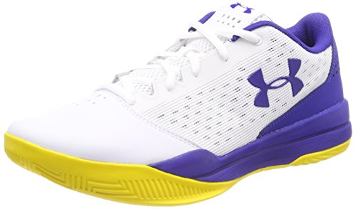 Under Armour UA Jet Low, Scarpe da Basket Uomo
