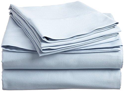 tula lino Collection te ofrece una cama de lujo a un precio asequible. Extravagante Colección hojas están diseñados para adaptarse a colchones de hasta 26cm). Hoja Tela está hecha de 100% algodón para una sensación ultra suave y fácil de limpiar. Te...