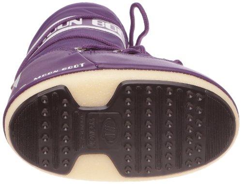 violeta 55 Roxo Lua Unissex Botas Nylon De Inverno Inicialização De Tecnica pqw6UzU