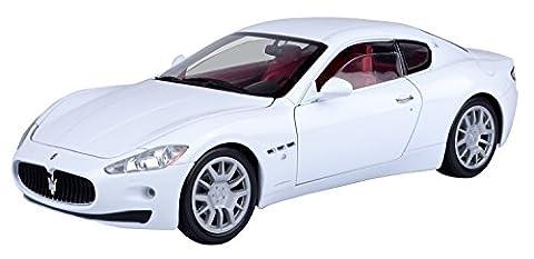 Motormax - 79151bk - Véhicule Miniature - Modèle À L'échelle - Maserati Granturismo - Echelle 1/18