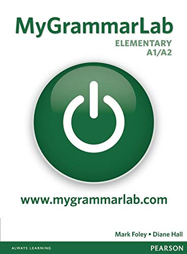 MyGrammarLab Elementary without Key and MyLab Pack (Longman Learners Grammar)