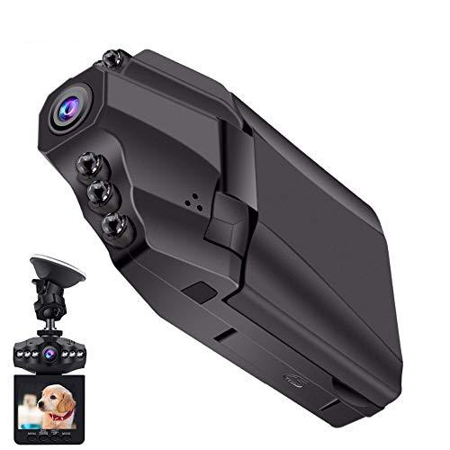 Hadeyicar DVR 2,5 Zoll 270 Grad LCD HD DVR Auto Kamera 6 Wege LED Infrarot Verkehrsrekorder Digital Driving Recorder Faltauto Überwachung DVR,Other Digitaler Überwachungs-recorder Dvr Video