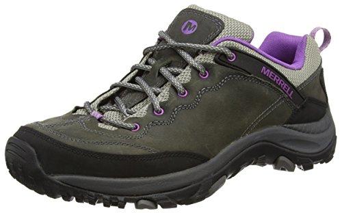 <span class='b_prefix'></span> Merrell Salida Trekker, Women's Speed Laces Trekking and Hiking Shoes