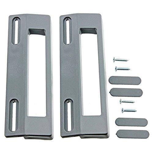 Spares2go - Tiradores universales puerta frigorífico