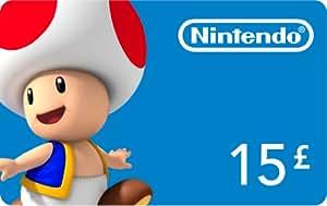 Nintendo eShop £15 card (Nintendo 3DS/DS/Wii/Wii U)