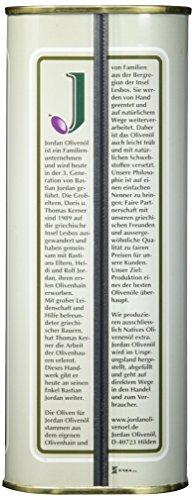 Jordan Olivenöl – Natives Olivenöl extra (1 l) - 3