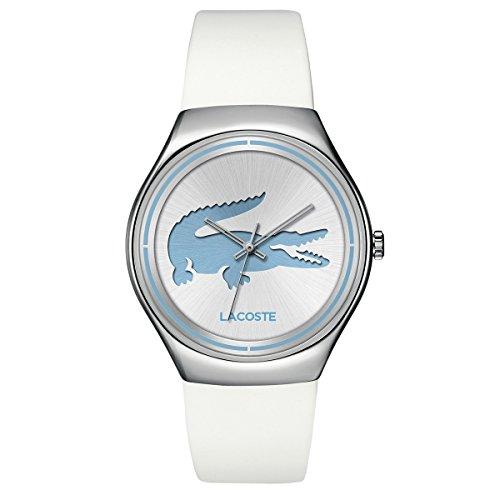 lacoste-2000839-reloj-de-pulsera-mujer-silicona-color-blanco