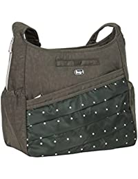Lug Parachute Cross-body Bag, Olive Green Cross Body Bag