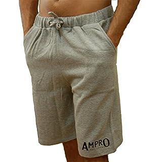 Ampro London Original Fleece Short - Grey (Medium)