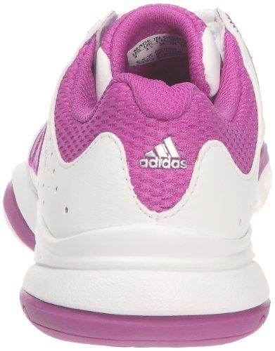 adidas Damen Ambition Vii Stripes W Tennisschuhe Weiß - Blanc (Blanc/argm t/ultpou)