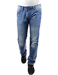 Diesel - Jeans Darron bleu homme Regular slim tapered 0RB04