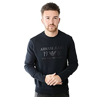 Armani Jeans | 3Y6M25 Dark Navy Sweat Top