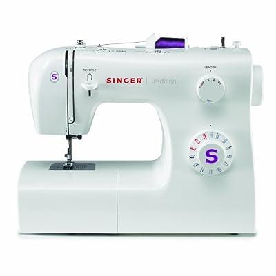 Máquina de coser Singer 2263 - 34 puntadas, botonera, 4 tiempos