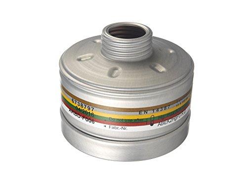 Dräger A2B2E2K2HgP3 RD Filter mit DIN EN Rundgewindeanschluß RD40
