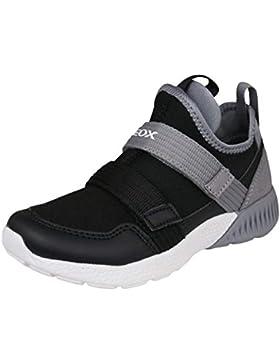 Geox J Sveth C, Zapatillas para Niños