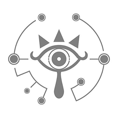 Legend Of Zelda Breath Of The Wild Sheikah Eye Men's Vest White