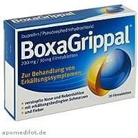 BOXAGRIPPAL 200MG/30MG, 20 Tabletten preisvergleich bei billige-tabletten.eu