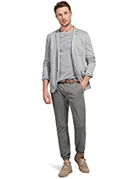 TOM TAILOR Herren Hose Travis Casual Chino W/ Belt